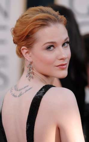 tattoos Evan Rachel Wood