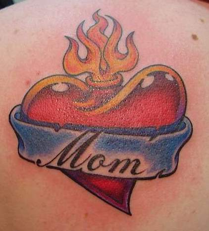 The history of the mom tattoo infinite tattoos blog for I love to design
