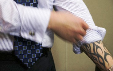 Tattoos Taboo: Workplace Acceptable? (1/2)